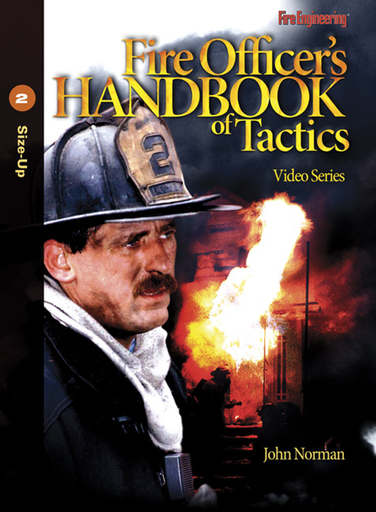 Fire Officer's Handbook of Tactics Video Series #2: Size-Up DVD