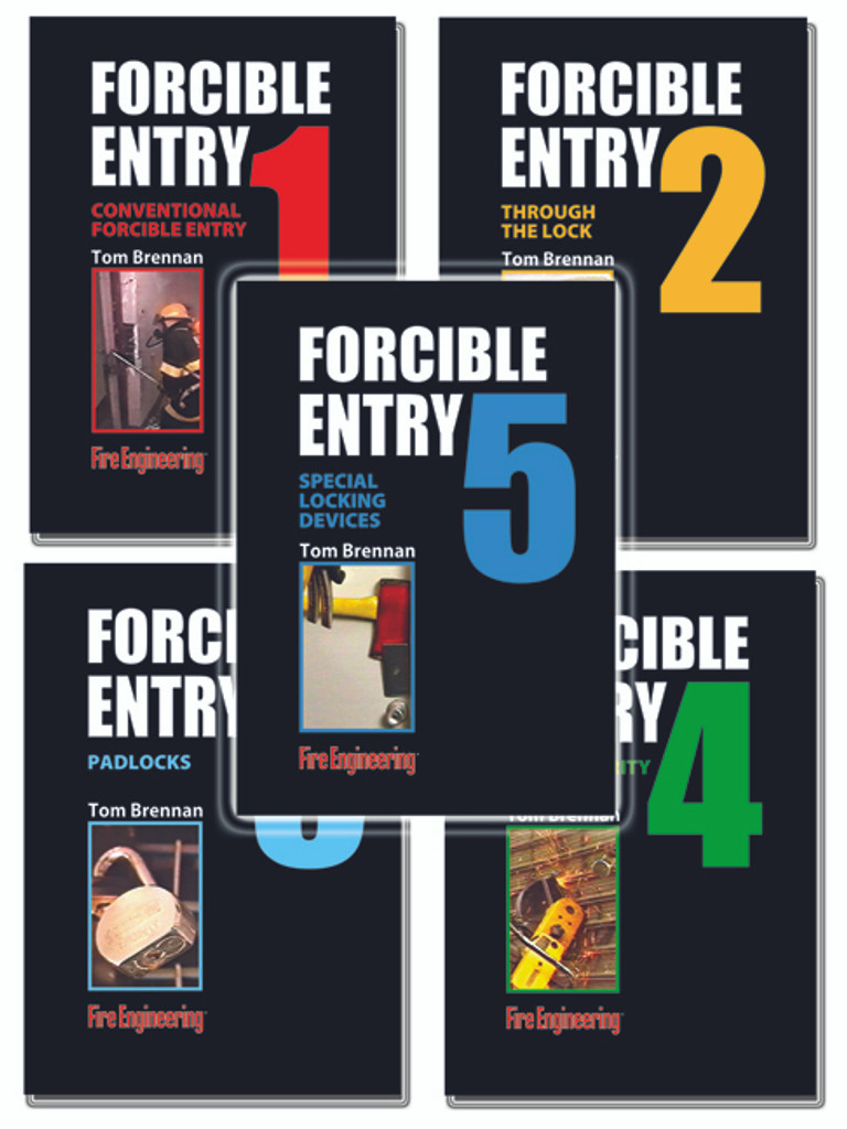 Forcible Entry Video Series (5-DVD Set)