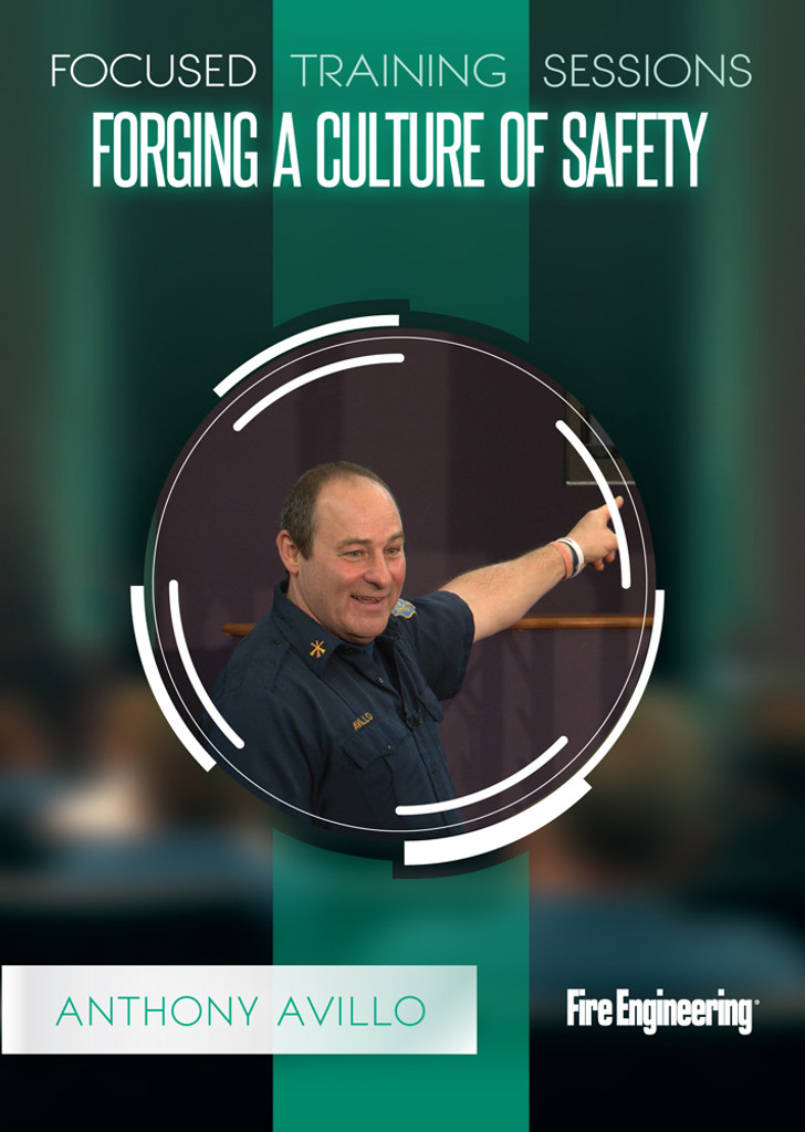 Focused Training Sessions: Forging a Culture of Safety DVD