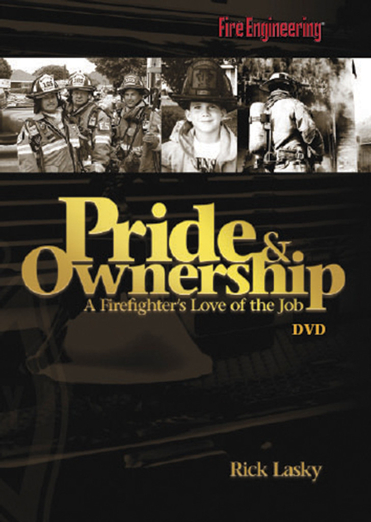 Pride & Ownership: A Firefighter's Love of the Job (FDIC Keynote) DVD