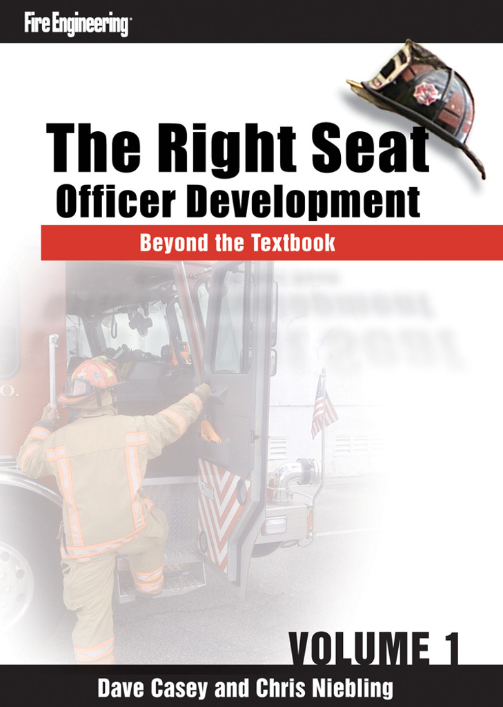 The Right Seat: Officer Development Beyond the Textbook, Vol. 1 DVD