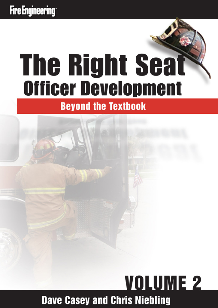 The Right Seat: Officer Development Beyond the Textbook, Vol. 2 DVD