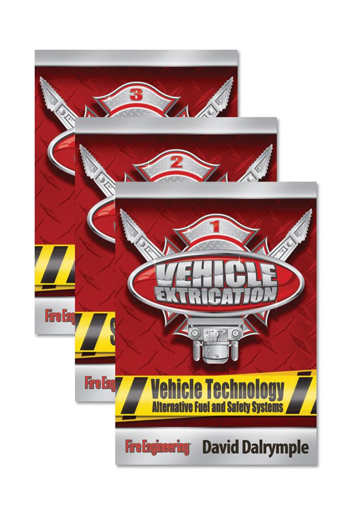 Vehicle Extrication DVD Series (3-DVD Set)