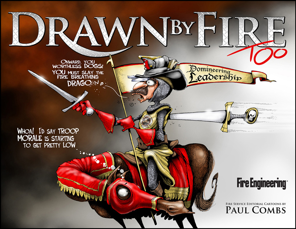 Drawn by Fire, Too