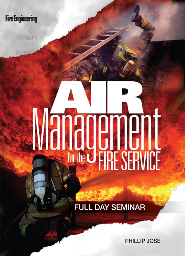 Air Management for the Fire Service: Full Day Seminar DVD