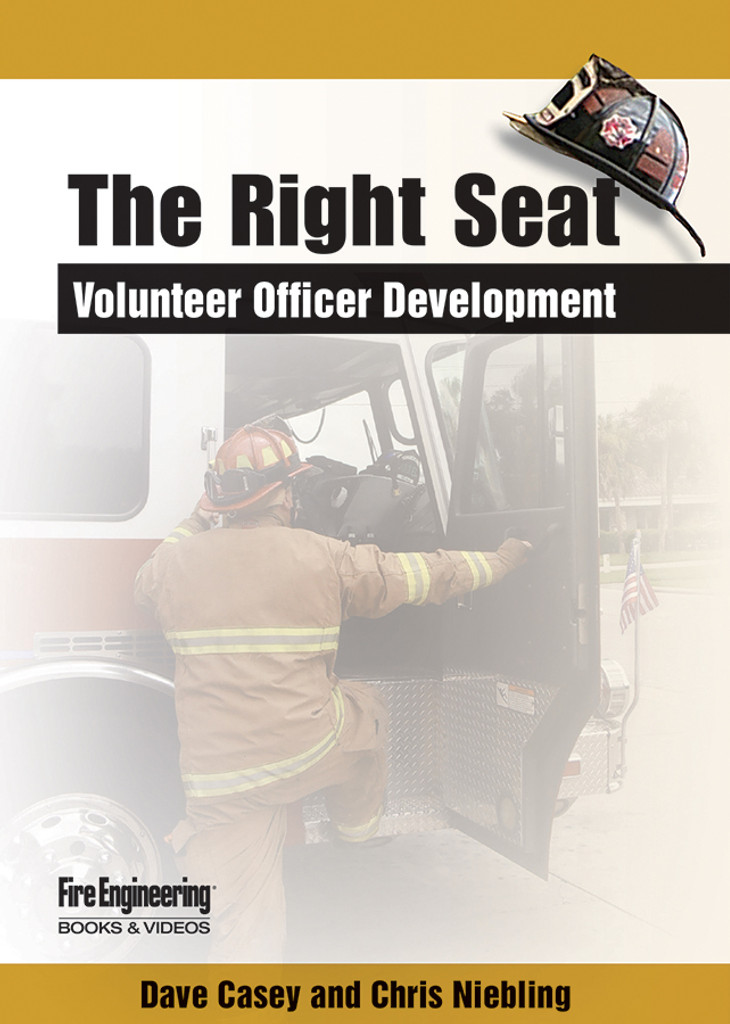The Right Seat: Volunteer Officer Development DVD