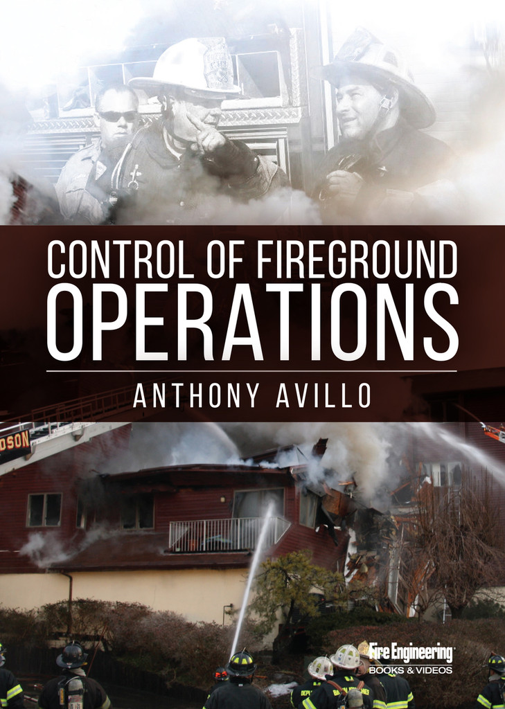 Control of Fireground Operations DVD