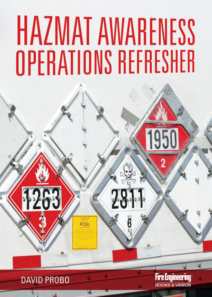 Hazmat Awareness Operations Refresher DVD