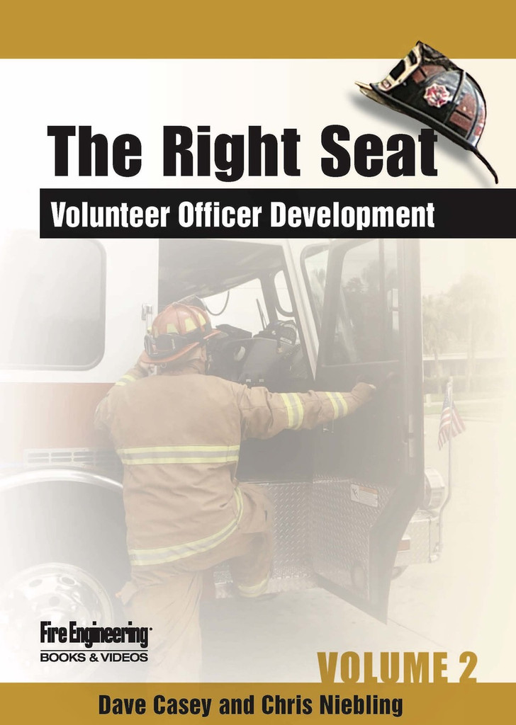 The Right Seat: Volunteer Officer Development, Vol. 2 DVD