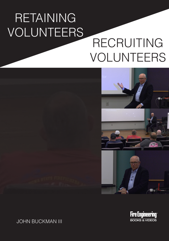Retaining/Recruiting Volunteers DVD