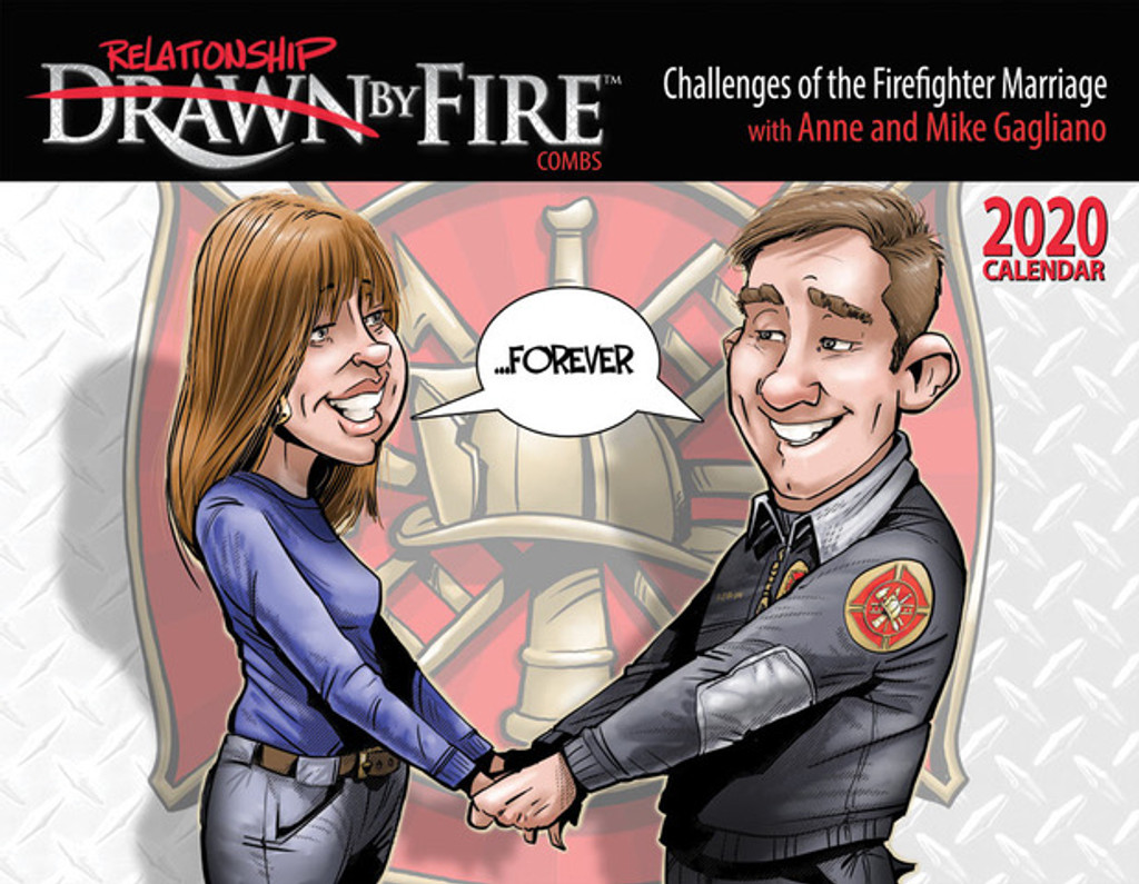 Relationships by Fire 2020 Calendar