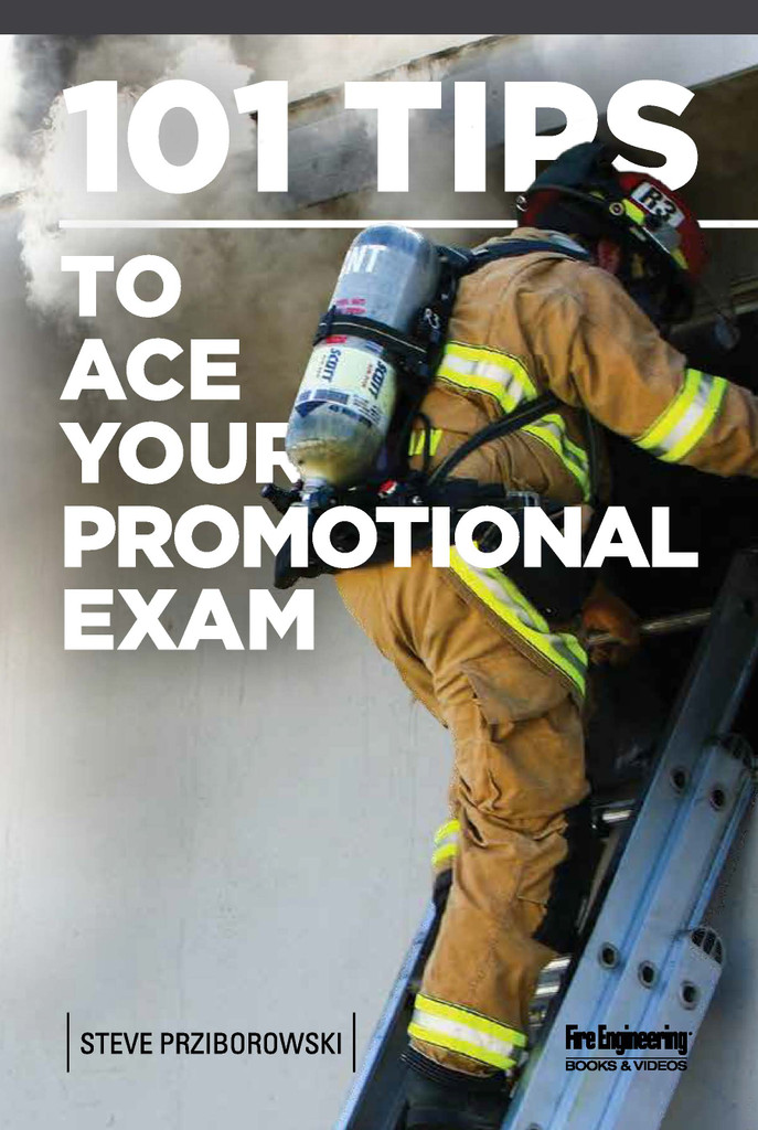 101 Nuggets To Assist You on Your Next Fire Department Promotional Exam