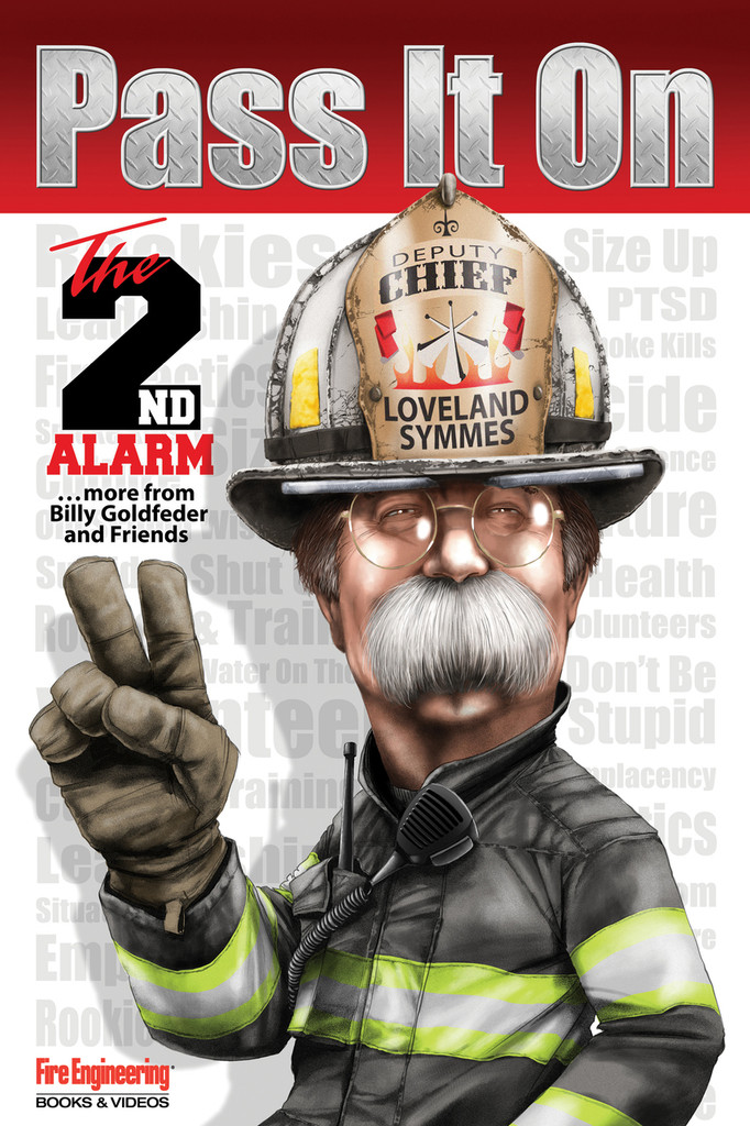 eBook - Pass It On: The Second Alarm