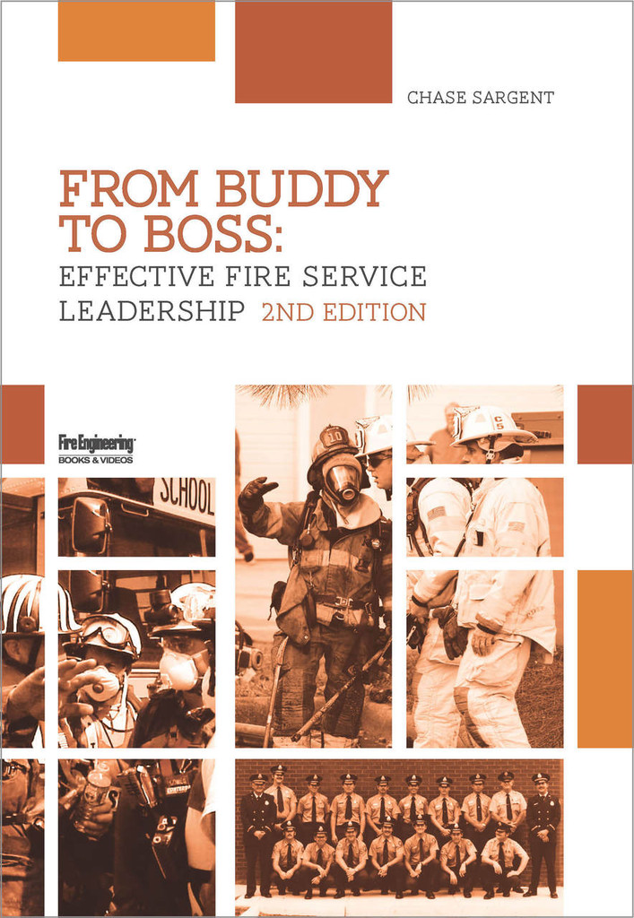 ebook - From Buddy to Boss: Effective Fire Service Leadership, 2nd Ed