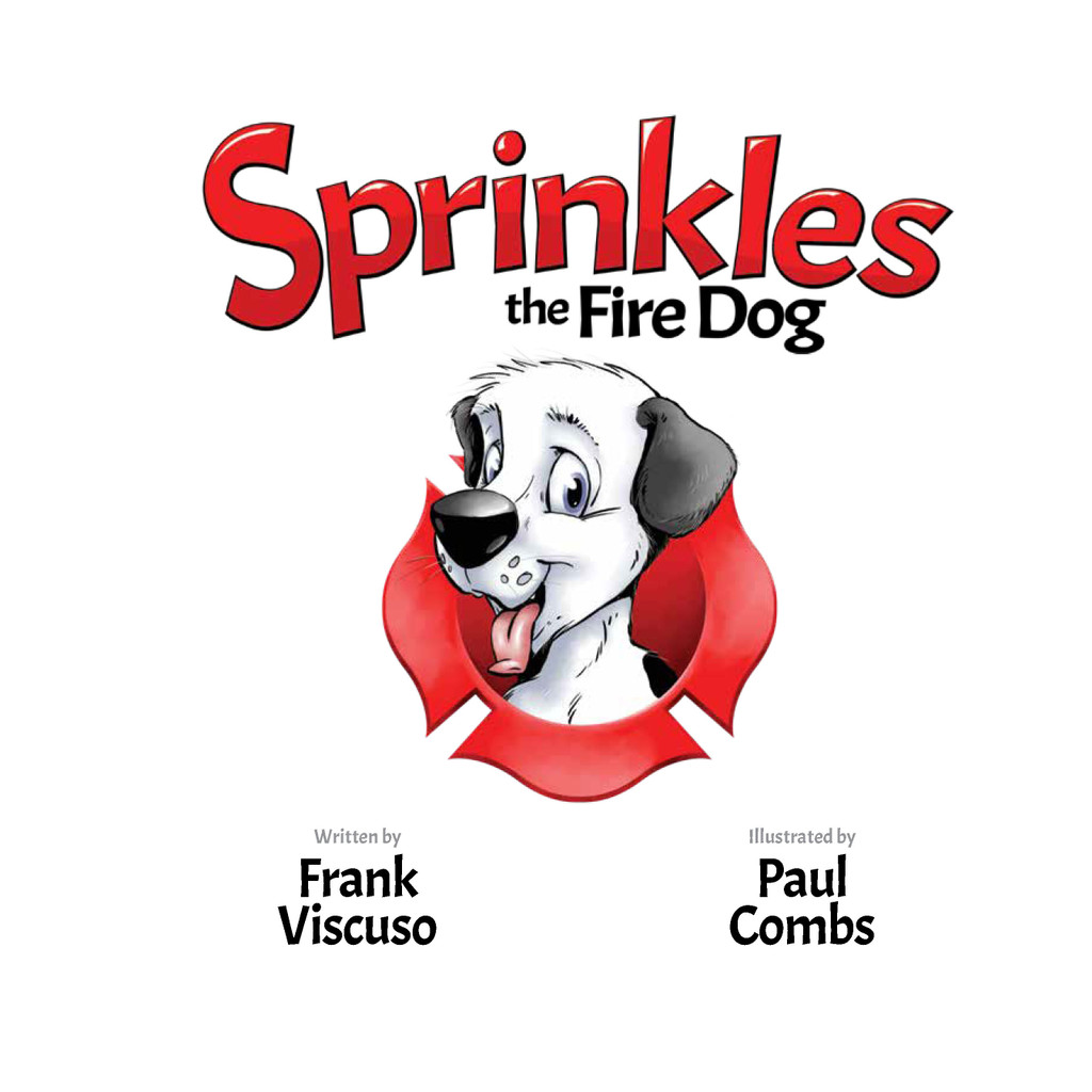 Sprinkles the Fire Dog