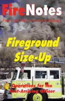 FireNotes: Fireground Size-Up