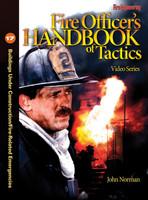 Fire Officer's Handbook of Tactics Video Series #17: Buildings Under Construction/Fire-Related Emergencies DVD