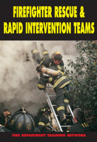 Firefighter Rescue & Rapid Intervention Teams DVD