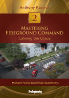 Mastering Fireground Command: Calming the Chaos DVD #2: Multiple Family Dwellings/Apartments