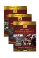 Mastering Fireground Command 3-DVD Set