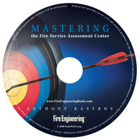 Mastering the Fire Service Assessment Center Audio Book (Standard Format)