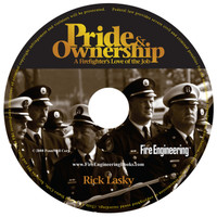 Pride & Ownership: A Firefighter's Love of the Job Audio Book (Standard Format)