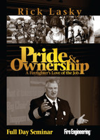 Pride & Ownership: A Firefighter's Love of the Job, Full-Day Seminar DVD