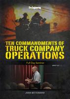 Ten Commandments of Truck Company Operations: Full Day Seminar DVD