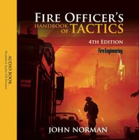 Fire Officer's Handbook of Tactics, 4th Edition Audio Book (Standard Format)