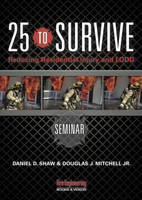 25 to Survive Seminar DVD