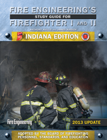 Fire Engineering's Study Guide for Firefighter I & II -Indiana- 2013 Update