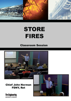 Store Fires: Classroom Session DVD