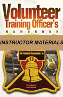 Instructor Materials for Volunteer Training Officer's Handbook