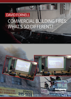 Commercial Building Fires: What's So Different? DVD
