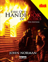 eBook - Fire Officer's Handbook of Tactics, 5th Edition