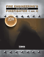 ebook - Fire Engineering's Study Guide for Firefighter I&II, 2019 Update