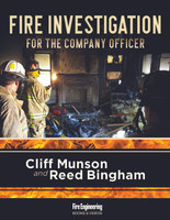 ebook - Fire Investigation for the Company Officer