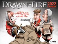 Drawn by Fire 2022 Calendar