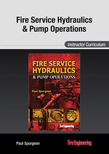 Fire Service Hydraulics Pump Operations Instructor Curriculum