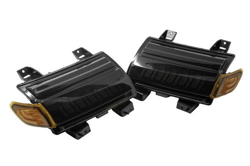 2018-2020+ Jeep Replacement Fender Lights