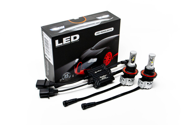 XHP Series LED Headlights