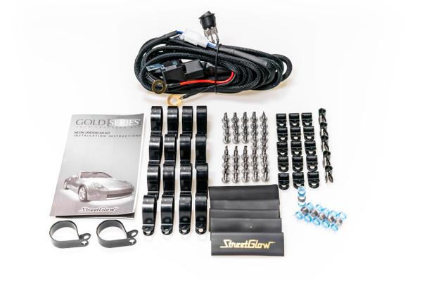 SG201 Gold Series Replacement Hardware Kit