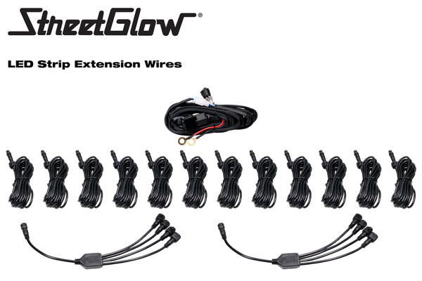 LED Strip Extension Wires