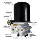 Model IS Air Dryer - Side 1