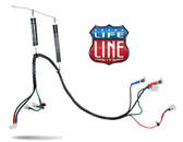4-In-One LIFELine® Kit - Dual Pole to Single Pole Crossover