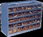 Create Your Own 40-Bin Storage Cabinet