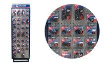 Clips & Clamps Spinner Display