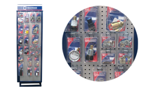 Air Valves Spinner Display