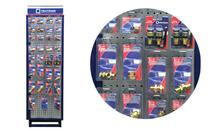 Hose & Frame Fittings Spinner Display