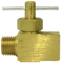 Needle Valve - Female Pipe to Male Pipe